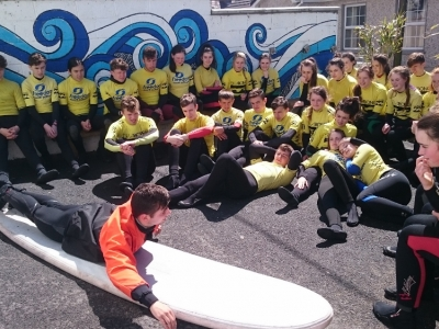 Irish Language Surf Camps July 2017