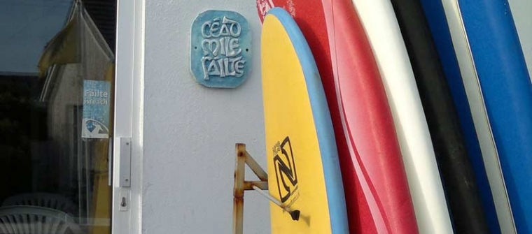 Surf Equipment Hire / Rental