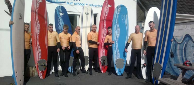 Adult Surf Lessons