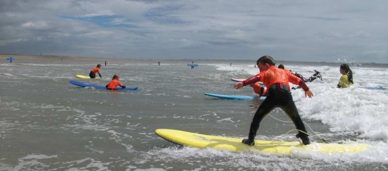 Junior Surf Lessons