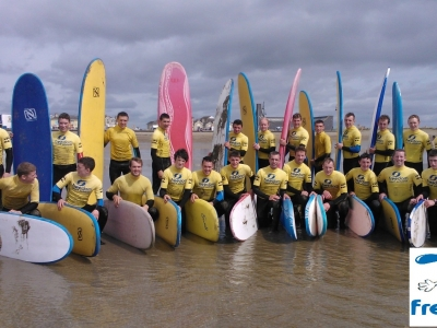 Groups Surf Lesson